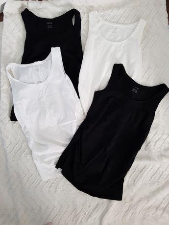 Bluzeczka na ramiączkach ciążowe M