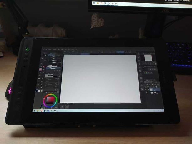 Tablet graficzny z ekranem Huion Kamvas pro 13