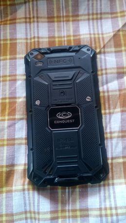 Conquest S6 бронированный смартфон