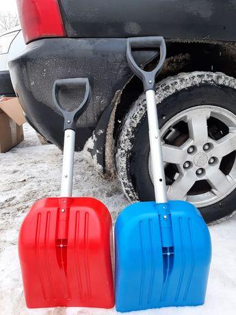 Лопата для снега, автомобильная