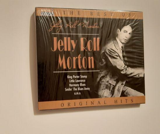 Jelly Roll Morton The best of płyta CD