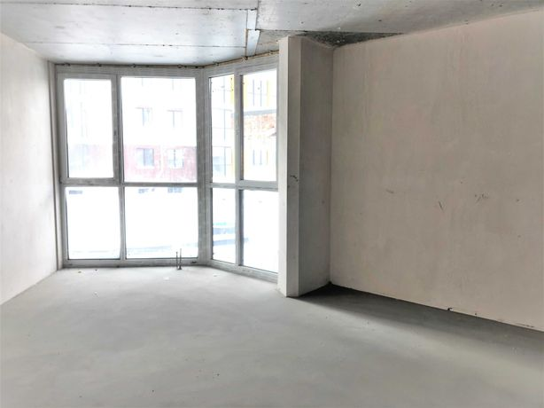 1-комнатная квартира в новострое. Автономное отопление. Есть Рассрочка