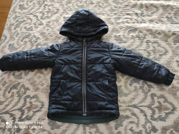 Куртки осінні на хлопчика 3-4 роки