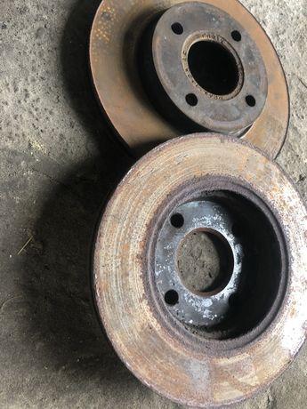 Тормозные диски на форд фиеста 2005-2008