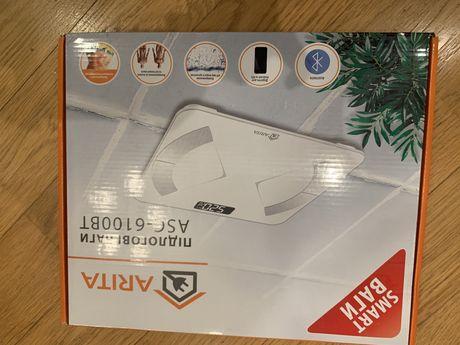 Продам весы напольные Arita ASC-6100BT новые