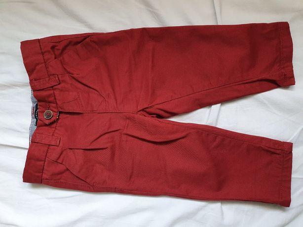 Spodnie reserved r.74