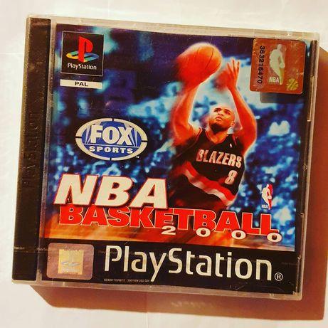 NBA Basketball 2000 (Selado) Playstation 1 PAL Jogo ps1 psx psone