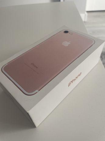 iPhone 7 32GB różowy sprawny, ideal bez rys!