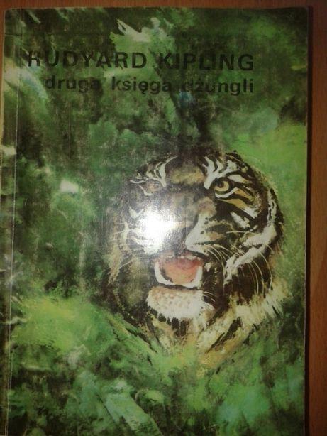 Księga dżungli, Druga księga dżungli