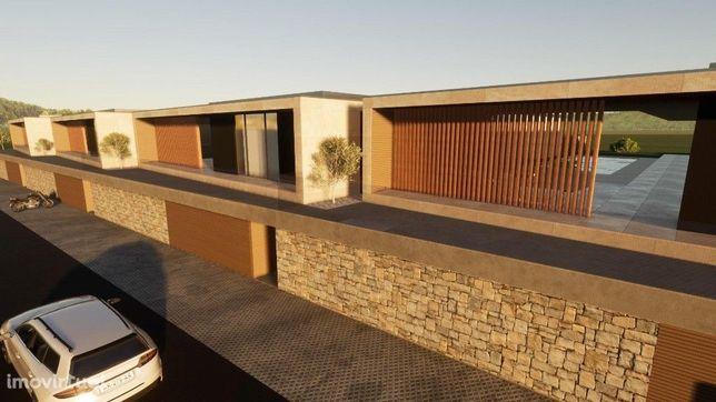 Moradia Indiv. V3 Nova Térrea em Arquitetura Moderna, Soutelo / Vila V