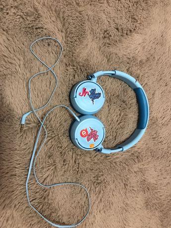 Słuchawki nauszne JBL Junior JR300 dla dzieci