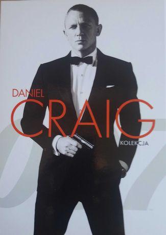 Daniel Craig – Kolekcja (I'm Bond, James Bond)