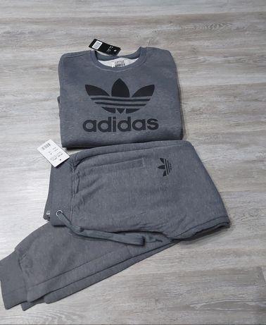 Męskie komplety dresowe Adidas  pełna rozmiarówka