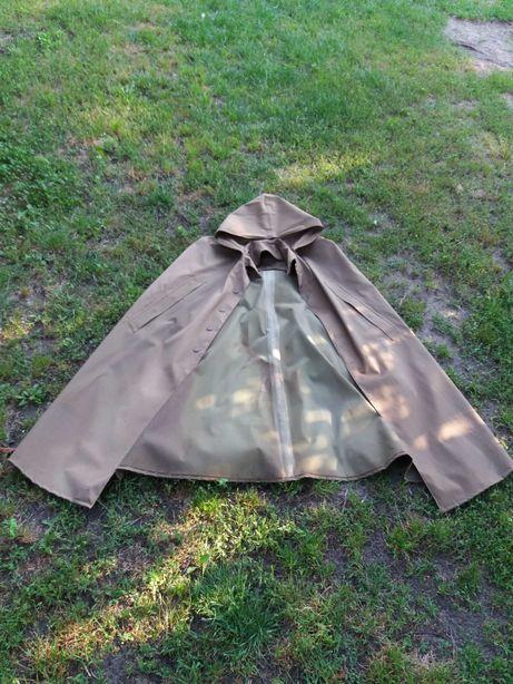 Płaszcz wojskowy ZSRR gumowany
