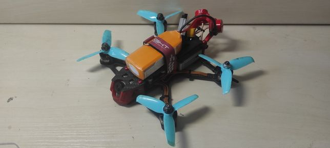 Dron fpv air unit dji TBS drc dojo