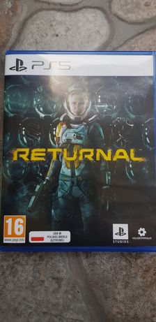 Returnal PS5  PL
