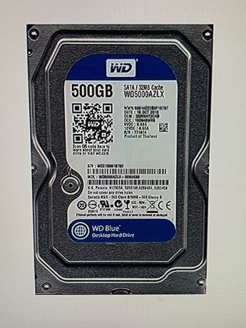 Жесткий диск western digital 500gb 7200
