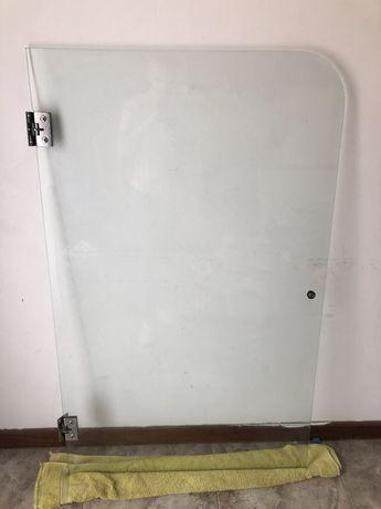 Vidro banheira completo