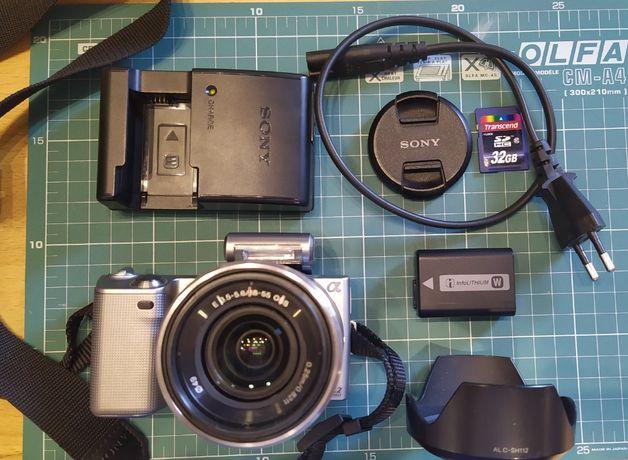 Sony Nex-5 комплект