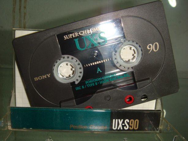 Kaseta magnetofonowa SONY UX-S 90 super stan