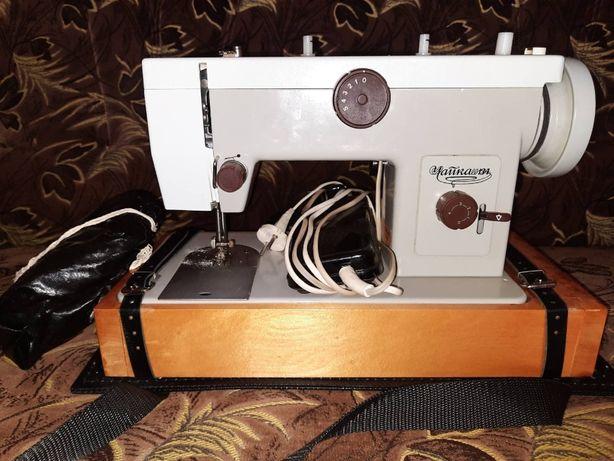 Швейная машинка Чайка 134, новая
