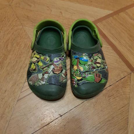 Crocs для мальчика 8 C 9 оригинальные