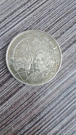 Moneta 2 zł Paweł Edmund Strzelecki