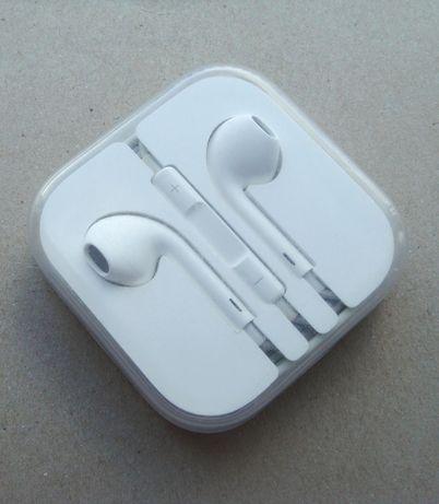 оригинальные наушники Apple Earpods комплектные новые из 6s