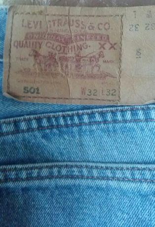 Джинсы Levi's 501 original (USA)