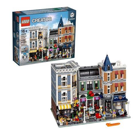 Klocka LEGO Creator EXPERT Plac Zgromadzeń 10255 Modular Buildings