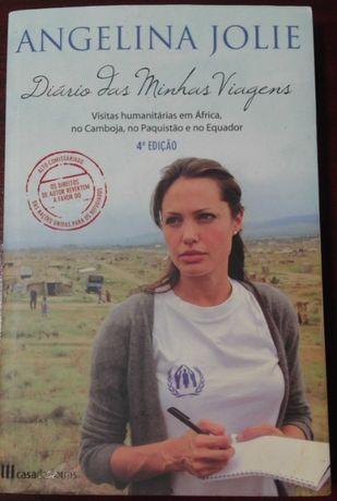Diário Das Minhas Viagens, Angelina Jolie