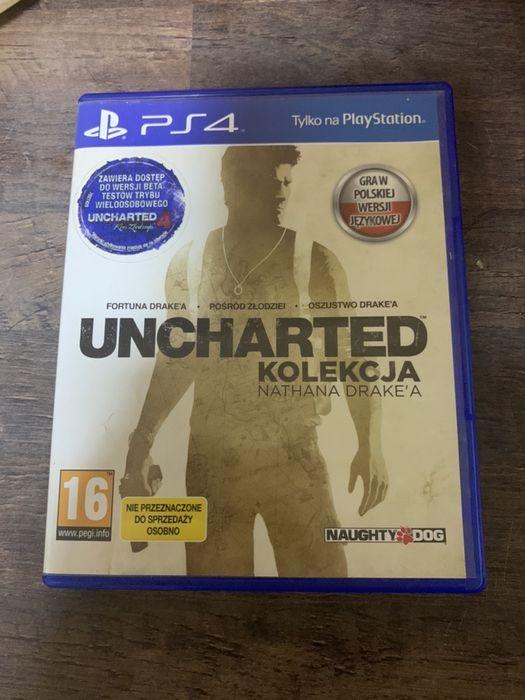 Uncharted 1,2,3 трилогия. Киев - изображение 1