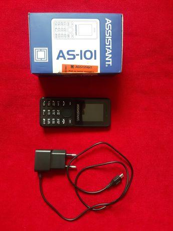Продам мобильный телефон Assistant, новый