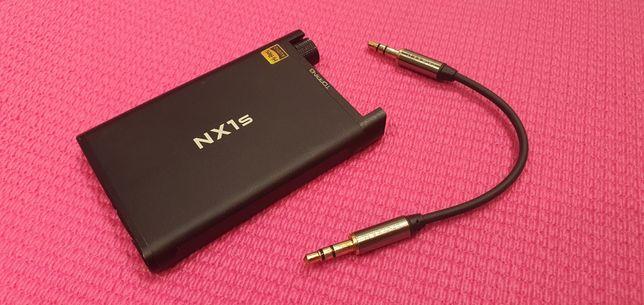 Цифровой Hi-Fi портативный усилитель для наушников Topping NX1s