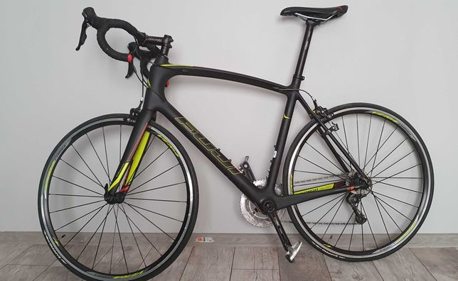 Rower FUJI Gran Fondo Classico Szosowy karbon praktycznie nowy!