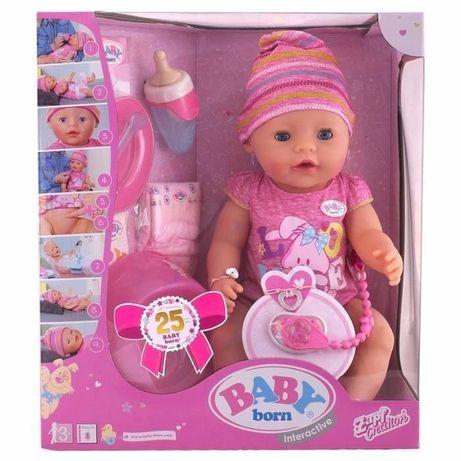 БЕСПЛ.ДОСТАВКА! Оригинал Пупс Кукла Беби Борн Baby Born Zapf 822005