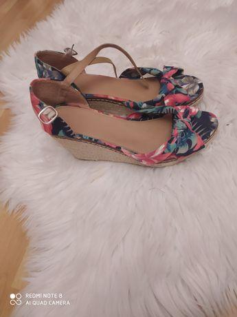 Sandały damskie rozmiar 39