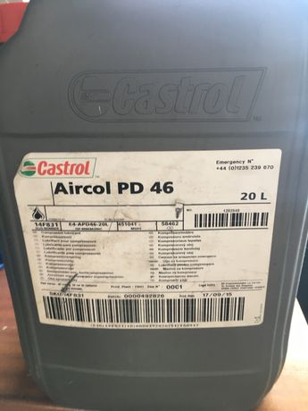 Oleo Castrol PD 46