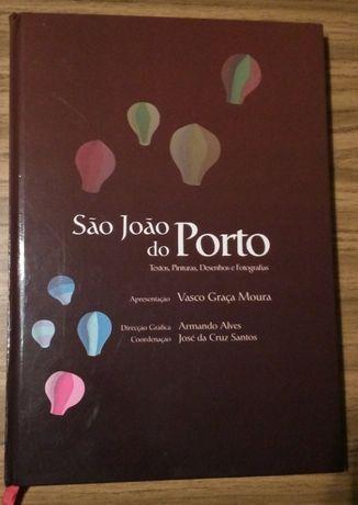 São João do Porto textos, pinturas, desenhos, e fotografias