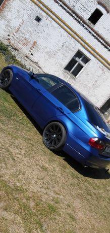 Bmw e90 Blue 2.0d