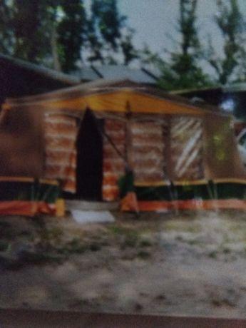 Przyczepa namiot Camping