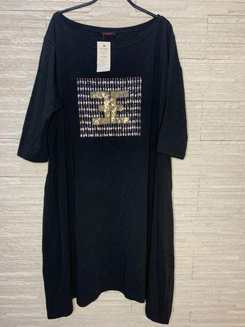 Sukienka plus size nowa 48/50