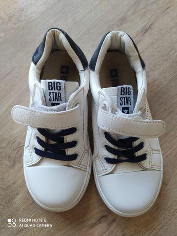 adidasy Big Star białe rozmiar 29