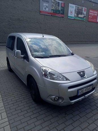Peugeot Partner Tepee 1.6 Diesel 2011
