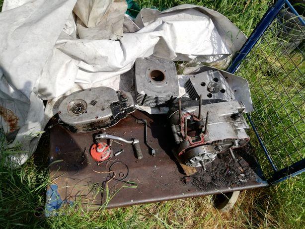 Silnik MZ 250 etz