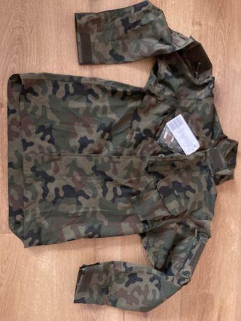 mundur polowy zielony M/L asg wędkarstwo