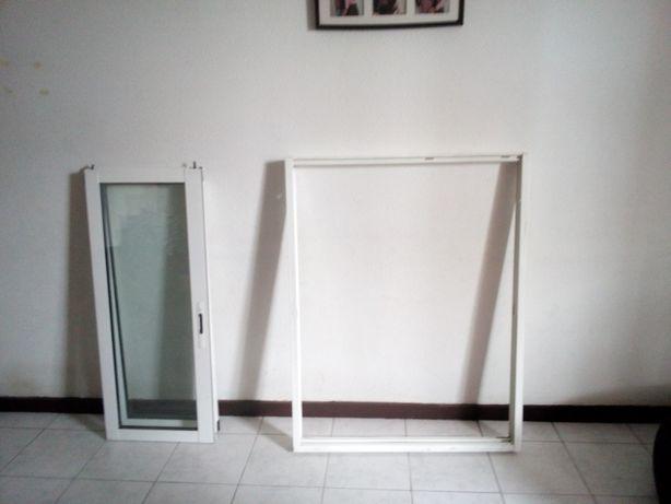 Janela vidros duplos