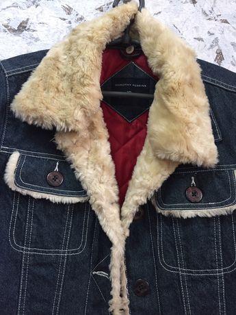 Куртка джинсовая-женская 1000₽ новая