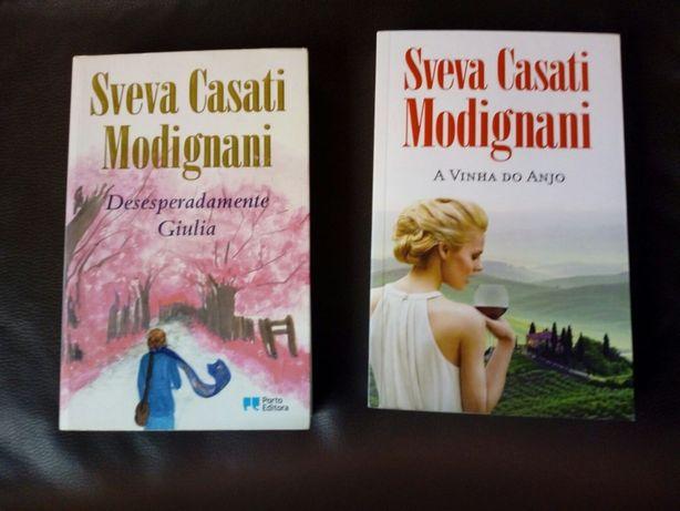 Literatura Sveva Casati Modignani