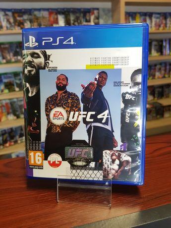 UFC 4  na konsolę PS4 Playstation4 super stan lombard serwis gsm